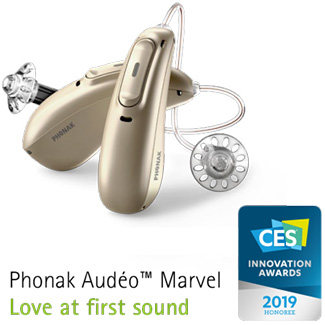 Phonak Audéo Marvel