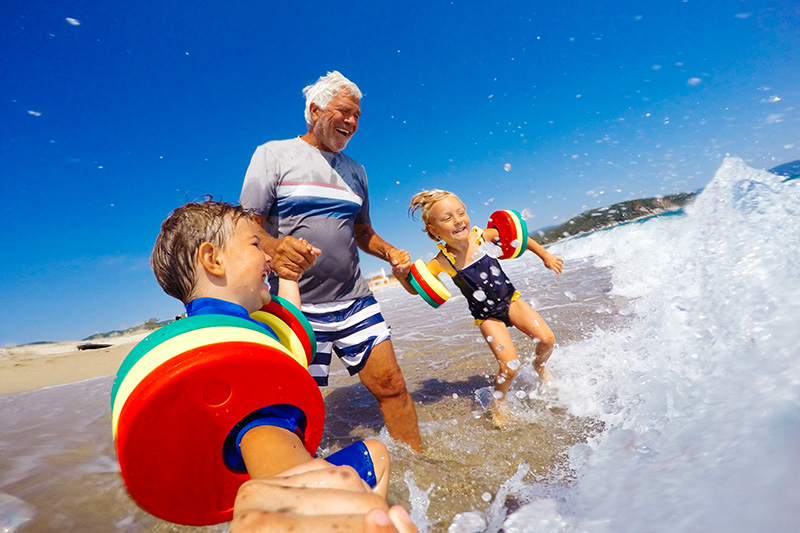 Keep your hearing aids safe this summer
